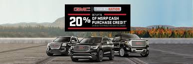 gmc black friday deals gmc deals offers specials u0026 discounts gmc canada