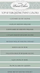 best 25 turquoise paint colors ideas on pinterest teal paint