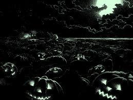 classic halloween background pumpkin cult wallpaper background