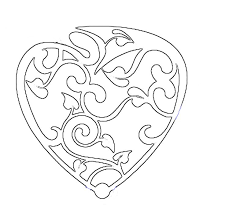 printable hearts for valentines day many interesting cliparts
