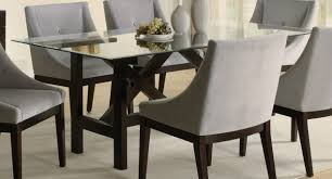 15 best of glass dining table dining tables view 8 of 15