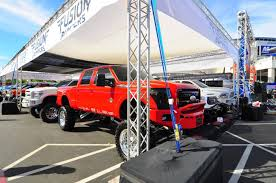 customized truck sema 2015 rigs and rides to die for