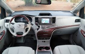 audi minivan car review 2014 toyota sienna xle driving