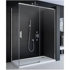 1200mm Shower Door Merlyn 8 Series Sliding Shower Door A0920dh 1200mm Chrome Clear
