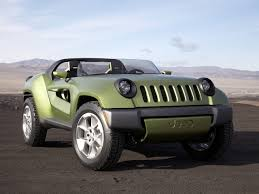 jeep concept vehicles jeep renegade concept for nature lovers