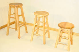 Kitchen Stools by Stunning Wood Bar Stools For Kitchen