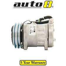 kenworth part numbers sanden 4647 air conditioning compressor suits kenworth c500 c501