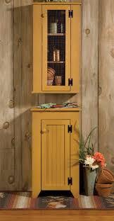 jelly cupboard u0026 hutch set country kitchen storage sturbridge