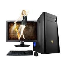 ensemble ordinateur de bureau vente chaude prix spécial et bonne qualité ordinateur de bureau