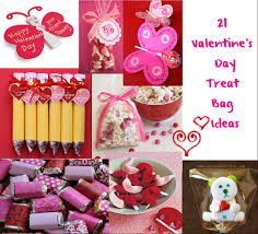 cute food for kids valentine u0027s day treat bag ideas