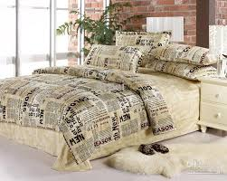 queen size newspaper bedding sets with rug fur king size bedding