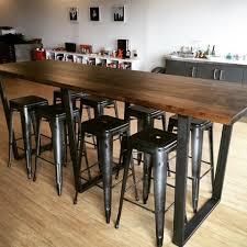 bar height work table barnboardstore com willis office remodel pinterest commercial