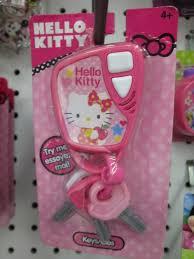 kitty kids toy car keys collectables v01029ttt sale