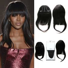 clip on bangs clip in bangs human hair canada on and extensions