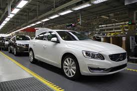 build your own volvo new volvo cars manufacturing plant in chengdu delivering on