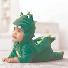 Baby Biker Costume Toddler Halloween Dress Baby U0027s Halloween Dinosaur Fleece Bubble Costume