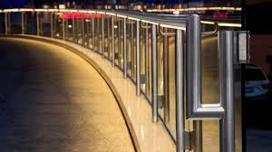 Illuminated Handrail Illuminated U2013 Artistic Iron Works