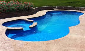 Backyard Leisure Pools by The Allure Leisure Pools Usa