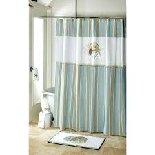 bathroom shower curtains ideas nautical shower curtains and bath accessories u2014 all home ideas and