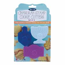 hanukkah cookie cutters chanukah gifts chanukah cookie cutter sts