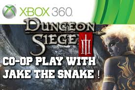 dungeon siege 3 xbox 360 dungeon siege iii multiplayer with jake xbox 360 720p