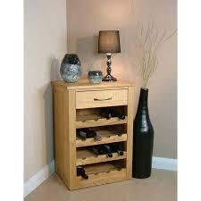 natural mobel oak wine rack lamp table mobel oak wine rack lamp