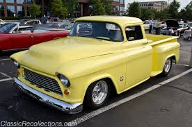 Classic Chevy Custom Trucks - feature 1956 chevrolet 3100 pickup u2013 classic recollections