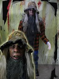 redneck creepy collection haunted house u0026 halloween props