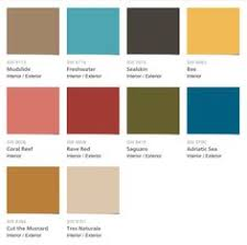 decorating with blue sherwin williams paint palette pottery barn