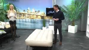 luftbett kaufen carlo milano luxus luftbett mit integrierter pumpe 200 x 100 cm