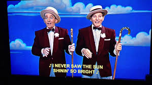 blue skies from white christmas youtube