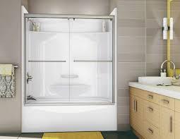 kdts 3060 alcove or tub showers bathtub maax professional and aker hi resolution