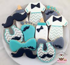 mustache and bow tie baby shower mustache boy baby shower cookies shower ideas baby