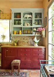 French Country Kitchen Furniture I Have The Same Parchment Technique On My Kitchen Walls And