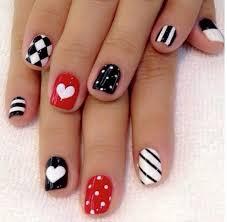 50 romantic valentines day nail designs nail design ideaz