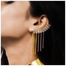 one ear earring all that jazz voguestagram