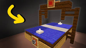 Minecraft How To Make A Furniture by Minecraft How To Make An Air Hockey Table Tutorial Youtube