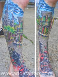 new orleans style tattoos google search tatoos i love