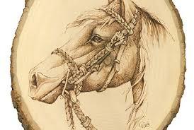 free woodburning patterns horse lena patterns