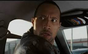 Dwayne Johnson Car Meme - mandatory com created a meme gallery of the rock from escape to