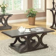 coffee table fabulous wood glass coffee table raymour flanigan