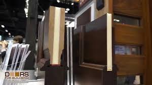 modern entry doors u2014 euro collection u2014 from doors for builders
