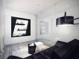Living Room New Ideas Of The Black And White Living Room Luxury - Black and white living room design ideas
