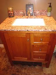 Mission Style Vanities Shaker Style Bathroom Vanity Plans Best Bathroom Decoration