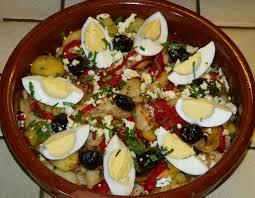 cuisiner la morue à la portugaise morue à la portugaise les plaisirs de ma table