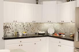 White Kitchen Backsplash Trendy Kitchen Backsplash White Cabinets Brown Countertop With 1