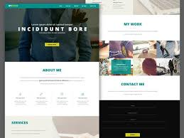 website templates free download psd free high quality website template psds to download