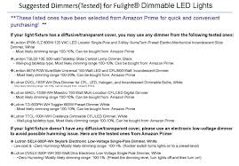 Led Versus Fluorescent Light Bulbs by Fulight Dimmable T8 Led Tube Light T8 4ft 48