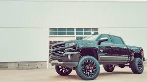 customized truck custom black widow trucks best chevrolet
