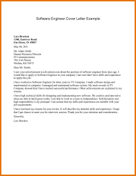 Cover Letter Ideas Engineering Cover Letter Examples Image Collections Cover Letter